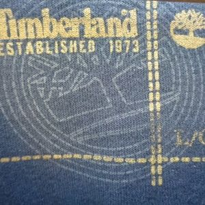 Timberland Shirts - No. 191 Timberland Distressed Tee Large